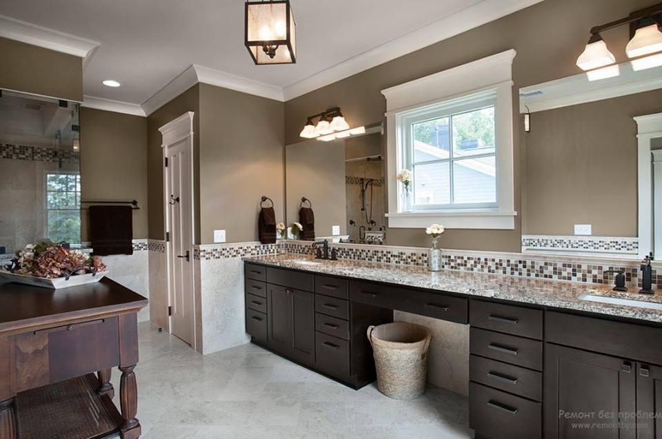 Меблі для ванної кімнати.