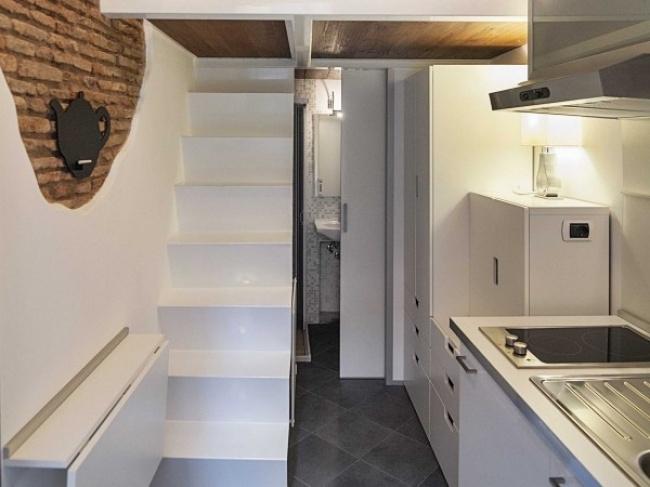 Найменша квартира в Італії
