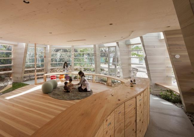 Дитячий садок у Хіросімі (Японія)