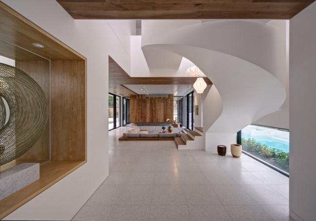 проект незвичайного будинку