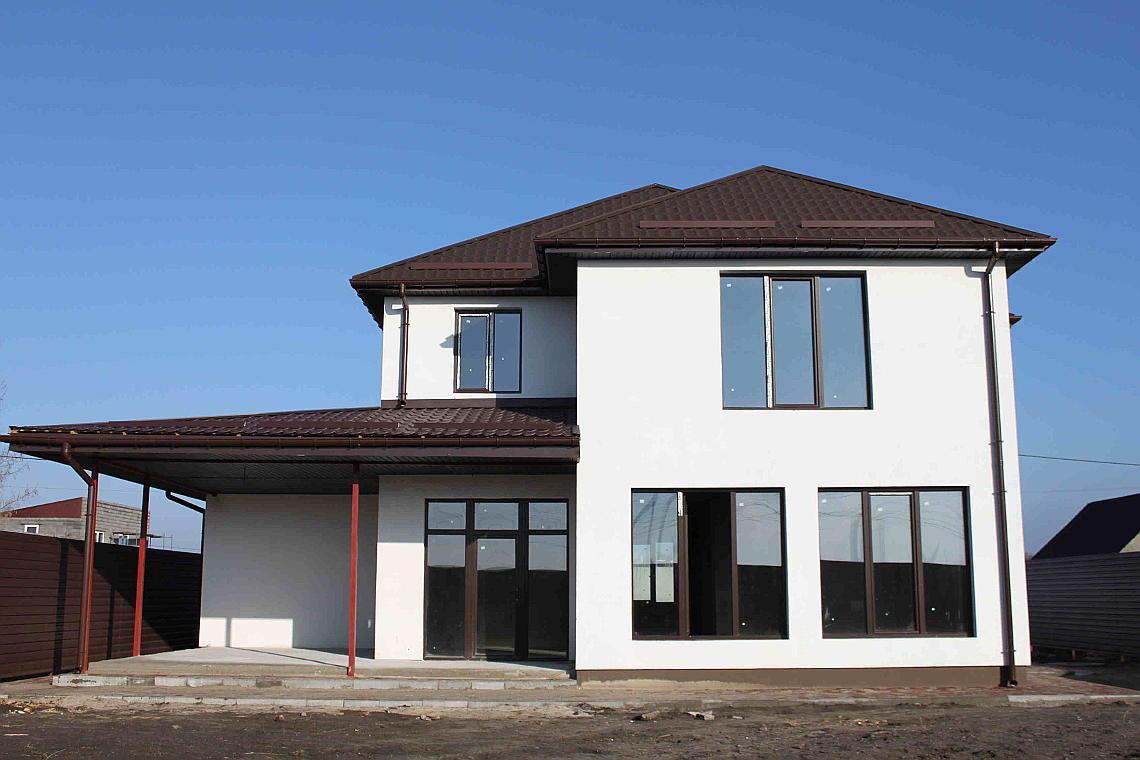 фото будинку з ракушняку вид зовні