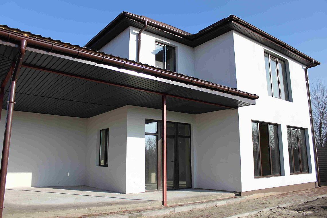 фото будинку з ракушняку вид фасаду